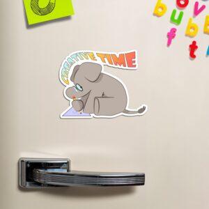 creative_elephant_magnet