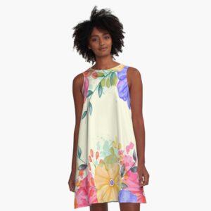 flowergarden kleid