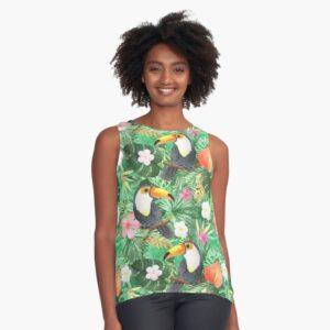 tropic tucan top